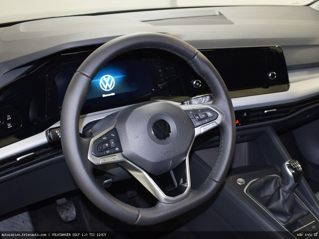 VOLKSWAGEN GOLF 1.6TDI CR BMT Advance 110CV - Foto 8