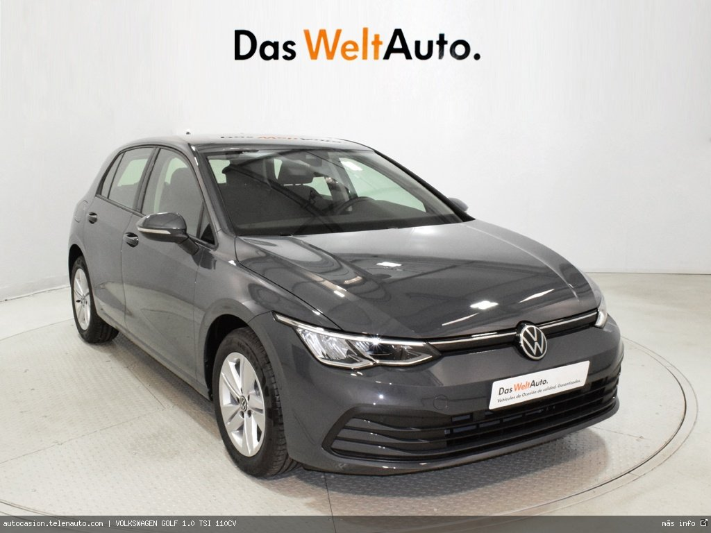 VOLKSWAGEN GOLF 1.6TDI CR BMT Advance 110CV - Foto 0
