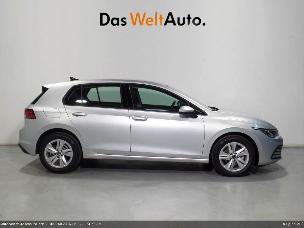 Volkswagen Golf 1.0 TSI 110CV Gasolina kilometro 0 de ocasión 2
