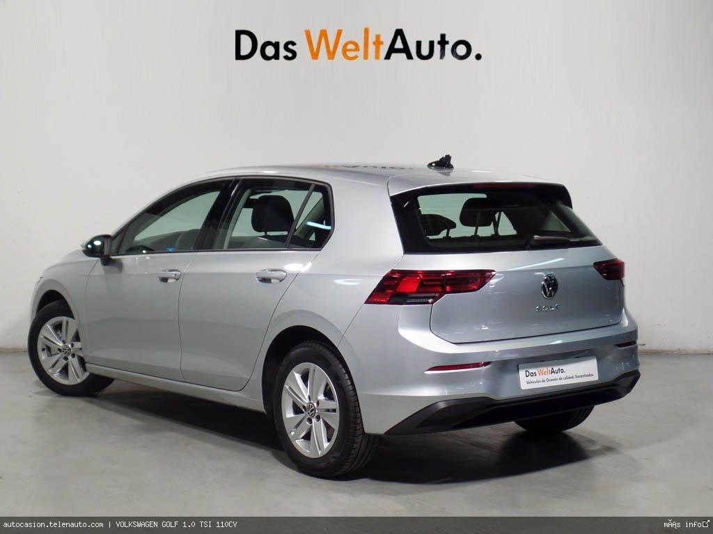Volkswagen Golf 1.0 TSI 110CV Gasolina kilometro 0 de ocasión 3
