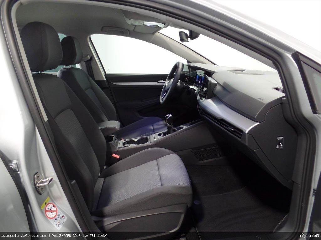 Volkswagen Golf 1.0 TSI 110CV Gasolina kilometro 0 de ocasión 4
