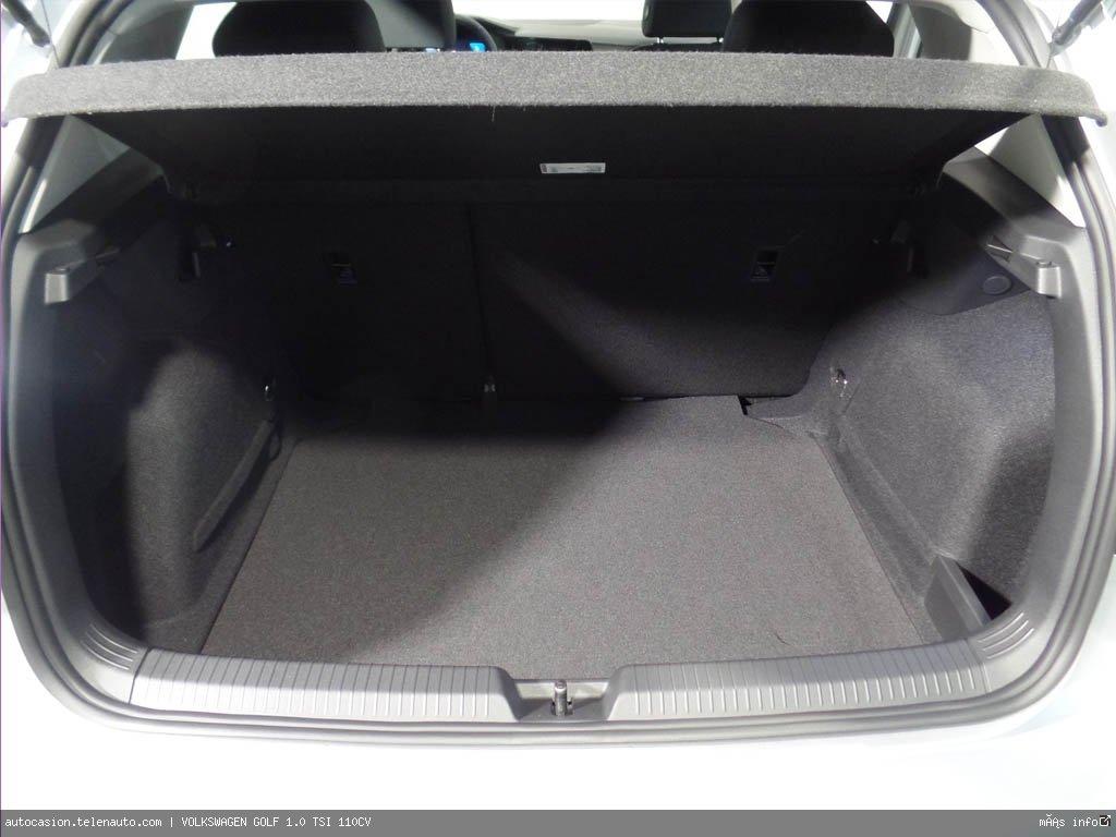 Volkswagen Golf 1.0 TSI 110CV Gasolina kilometro 0 de ocasión 7