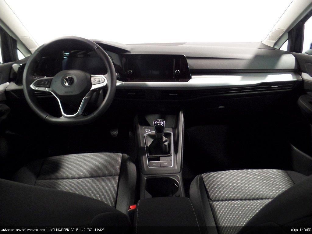 Volkswagen Golf 1.0 TSI 110CV Gasolina kilometro 0 de ocasión 5