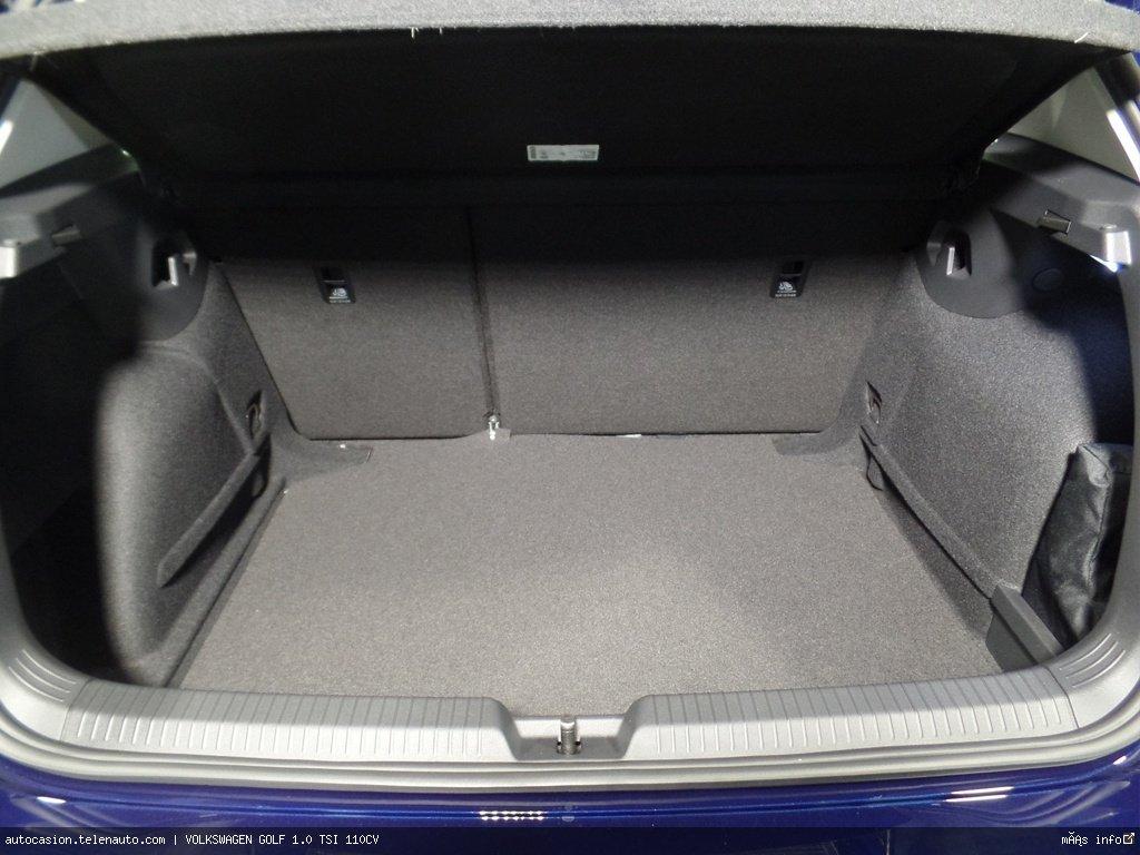 Volkswagen Golf 1.0 TSI 110CV Gasolina kilometro 0 de ocasión 9