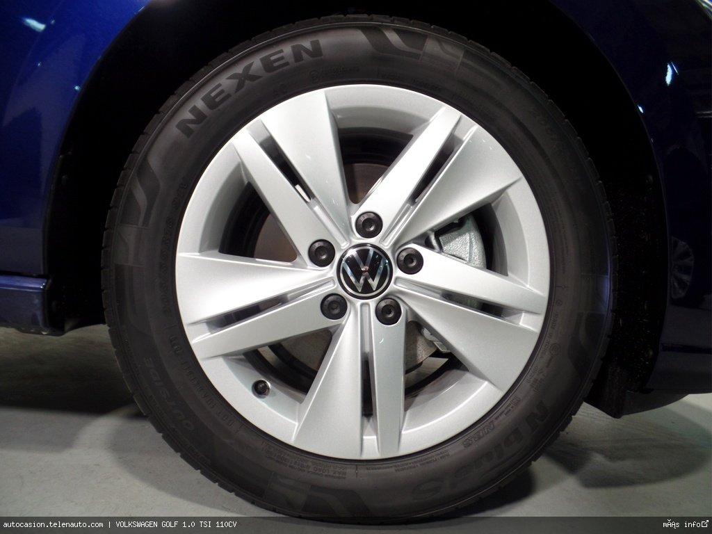 Volkswagen Golf 1.0 TSI 110CV Gasolina kilometro 0 de ocasión 10