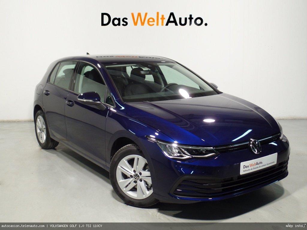 Volkswagen Golf 1.0 TSI 110CV Gasolina kilometro 0 de ocasión 1