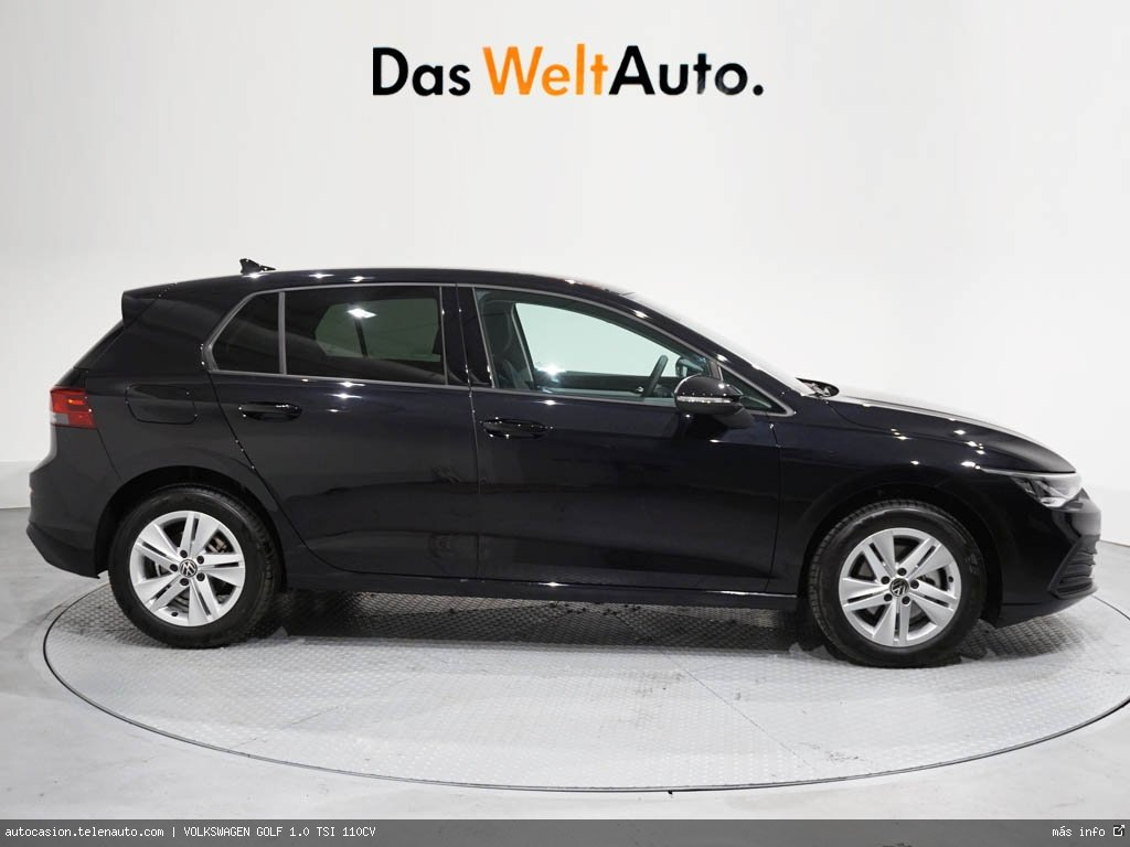 Volkswagen T-cross 1.0 TSI Advance 115CV Gasolina seminuevo de segunda mano