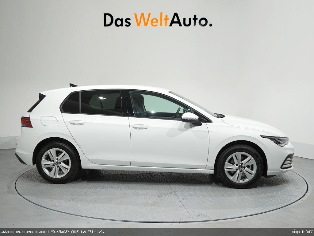 Volkswagen Golf Advance 1.6 TDI 110CV BMT Diesel de ocasión