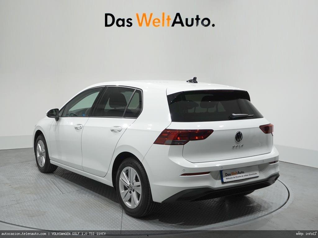 Volkswagen Golf 1.5 eTSI DSG 150CV R-Line (AUTOMÁTICO)  Hibrido kilometro 0 de ocasión 3
