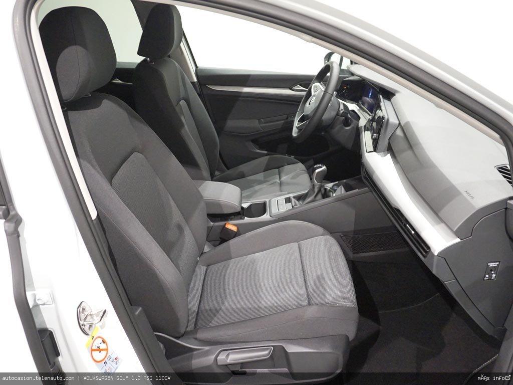 Volkswagen Golf 1.5 eTSI DSG 150CV R-Line (AUTOMÁTICO)  Hibrido kilometro 0 de ocasión 4