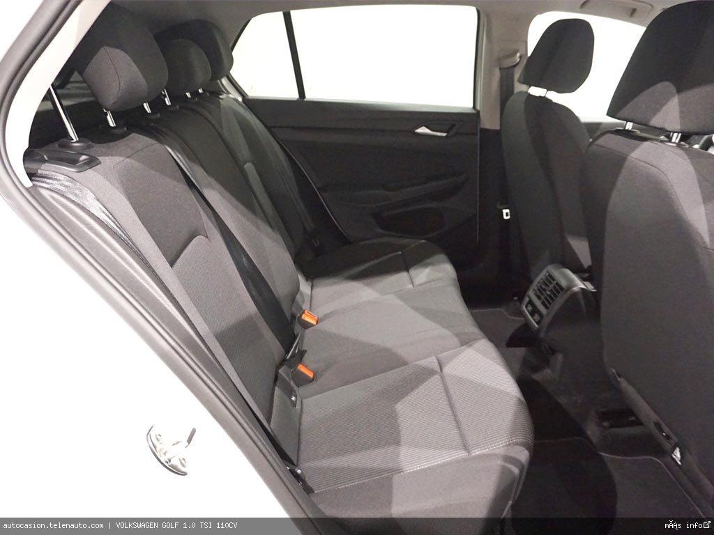 Volkswagen Golf 1.5 eTSI DSG 150CV R-Line (AUTOMÁTICO)  Hibrido kilometro 0 de ocasión 6