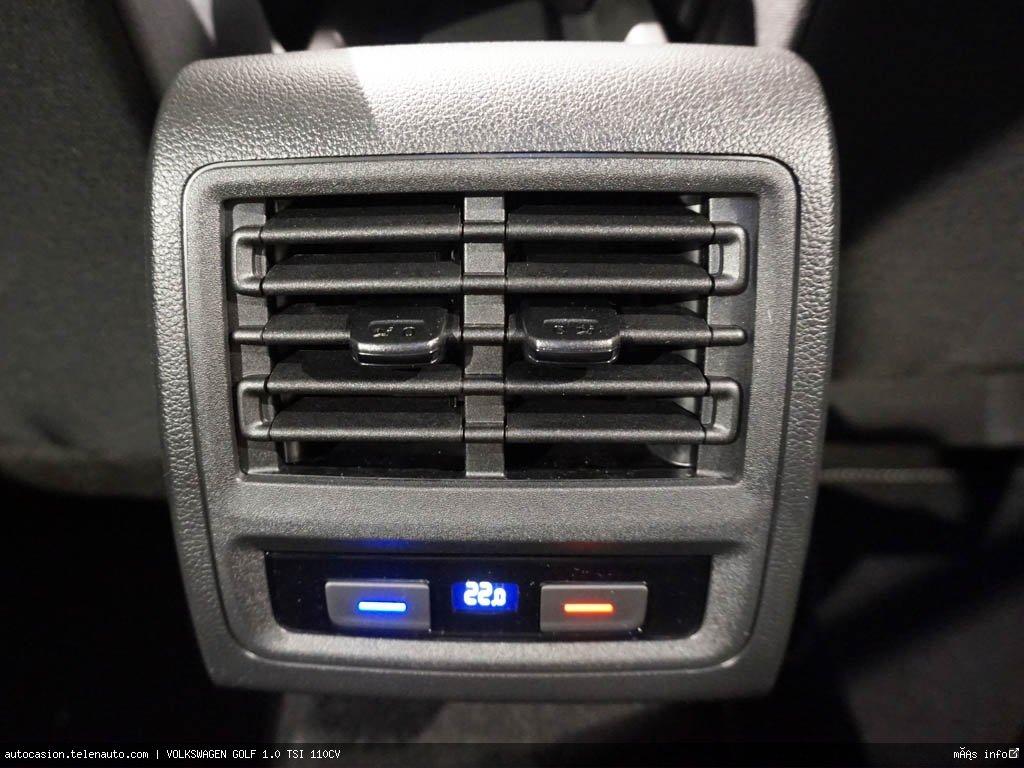 Volkswagen Golf 1.5 eTSI DSG 150CV R-Line (AUTOMÁTICO)  Hibrido kilometro 0 de ocasión 7