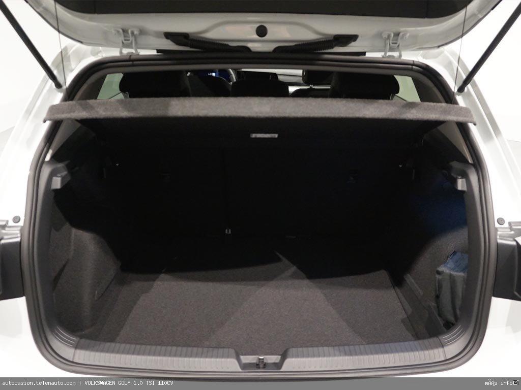 Volkswagen Golf 1.5 eTSI DSG 150CV R-Line (AUTOMÁTICO)  Hibrido kilometro 0 de ocasión 8