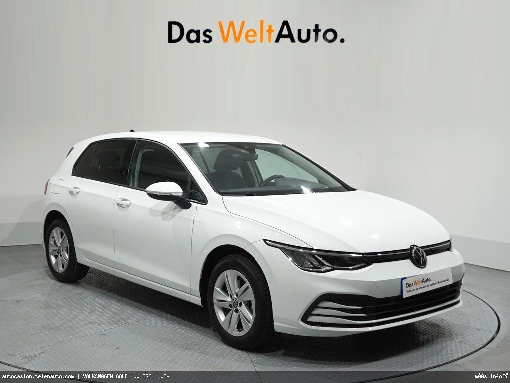 Volkswagen Golf 1.5 eTSI DSG 150CV R-Line (AUTOMÁTICO)  Hibrido kilometro 0 de ocasión 1
