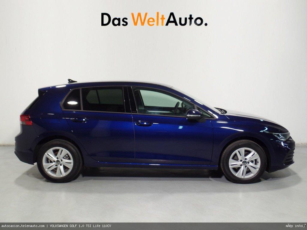Volkswagen Golf 1.0 TSI Life 110CV Gasolina kilometro 0 de segunda mano 2