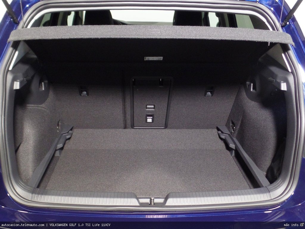 Volkswagen Golf 1.0 TSI Life 110CV Gasolina kilometro 0 de segunda mano 11
