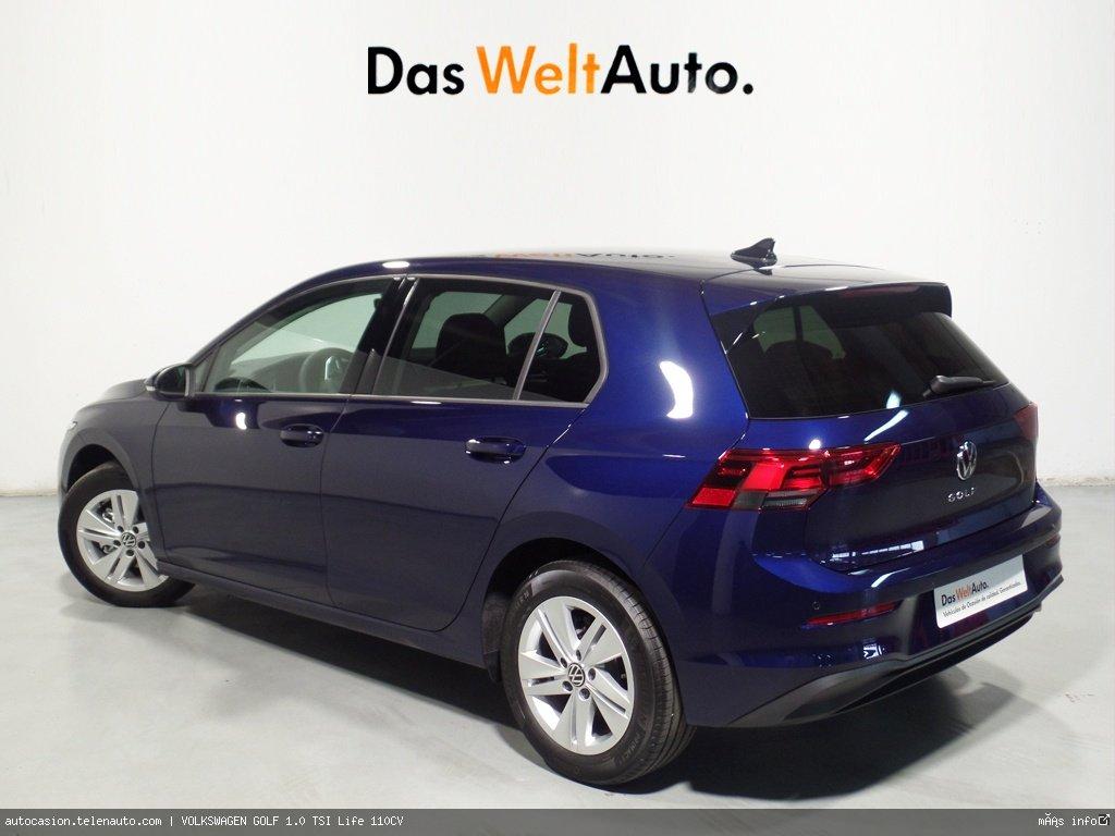 Volkswagen Golf 1.0 TSI Life 110CV Gasolina kilometro 0 de segunda mano 3