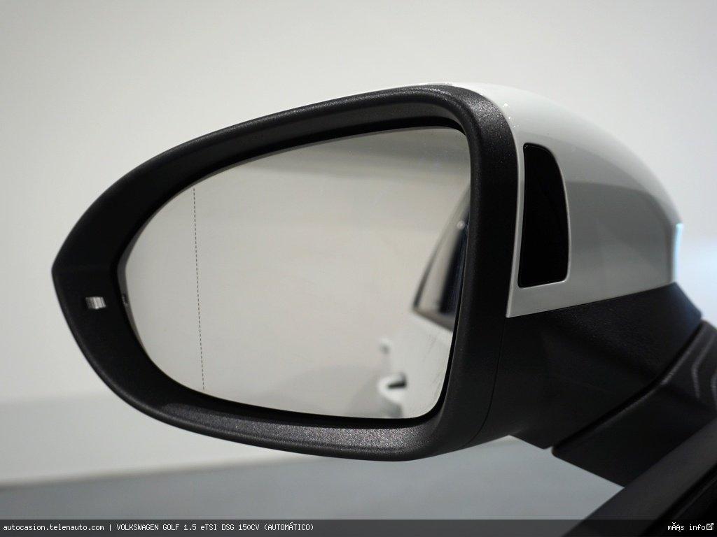 Volkswagen Golf 1.5 eTSI DSG 150CV (AUTOMÁTICO) Hibrido kilometro 0 de segunda mano 6
