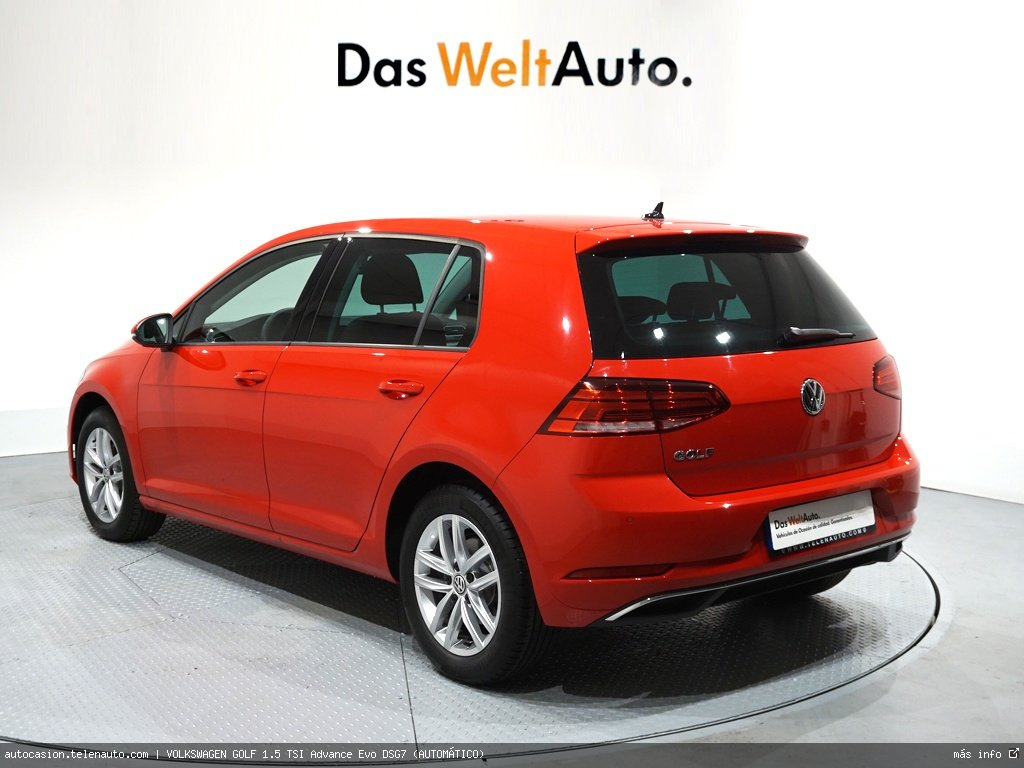 Volkswagen Golf 1.5 TSI Advance Evo DSG7 (AUTOMÁTICO) Gasolina kilometro 0 de segunda mano 3