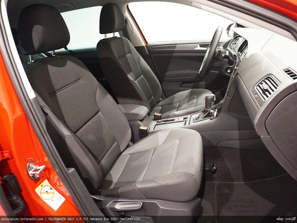 Volkswagen Golf 1.5 TSI Advance Evo DSG7 (AUTOMÁTICO) Gasolina kilometro 0 de segunda mano 4