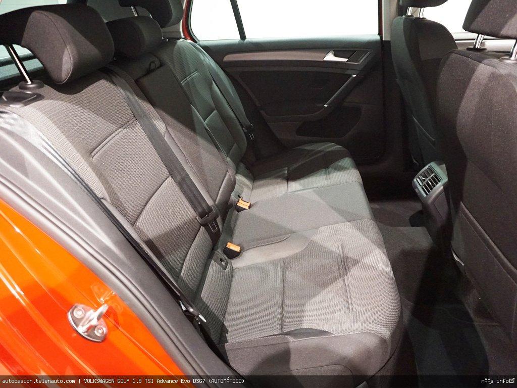 Volkswagen Golf 1.5 TSI Advance Evo DSG7 (AUTOMÁTICO) Gasolina kilometro 0 de segunda mano 8