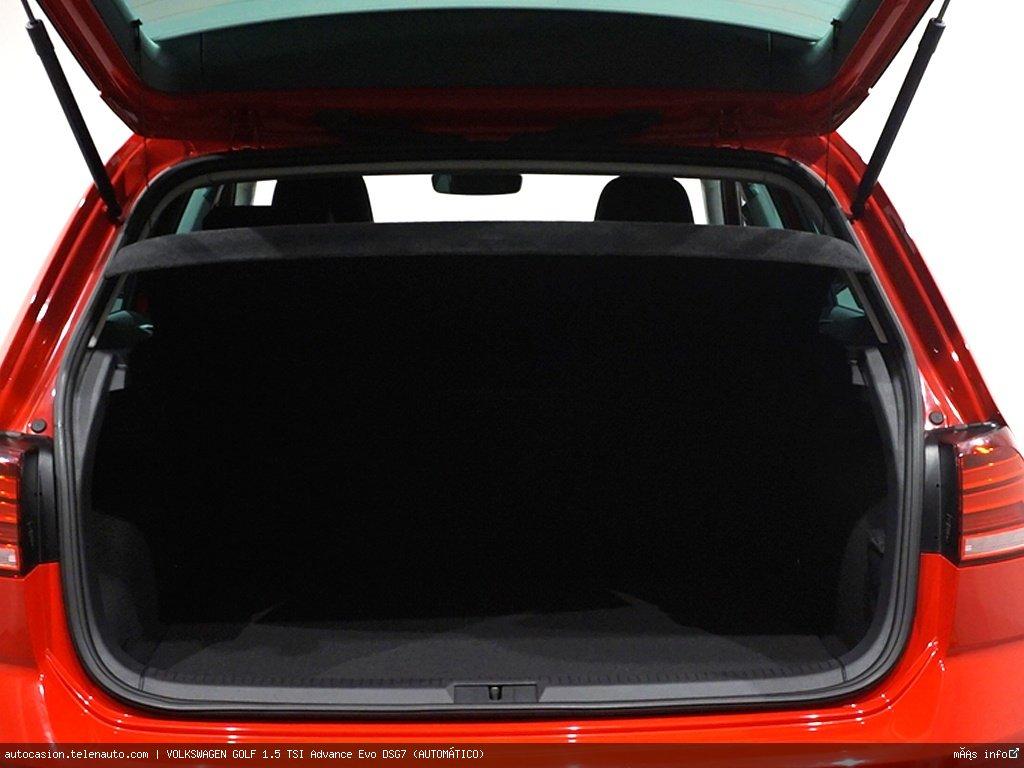 Volkswagen Golf 1.5 TSI Advance Evo DSG7 (AUTOMÁTICO) Gasolina kilometro 0 de segunda mano 9