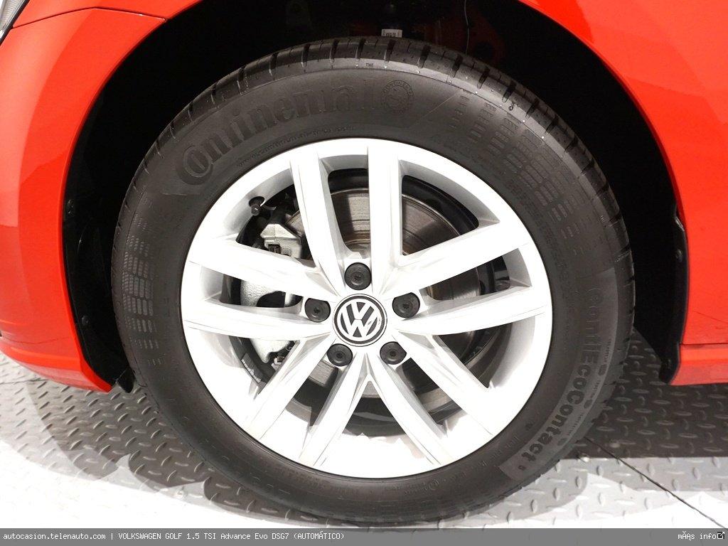 Volkswagen Golf 1.5 TSI Advance Evo DSG7 (AUTOMÁTICO) Gasolina kilometro 0 de segunda mano 10