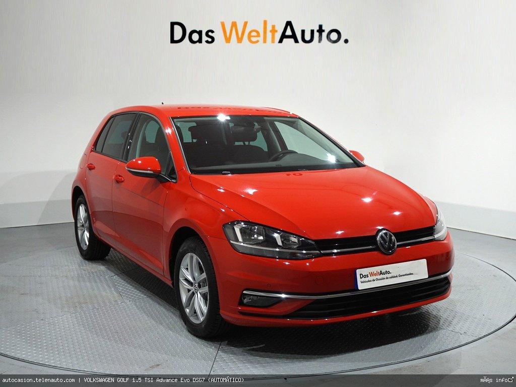 Volkswagen Golf 1.5 TSI Advance Evo DSG7 (AUTOMÁTICO) Gasolina kilometro 0 de segunda mano 1