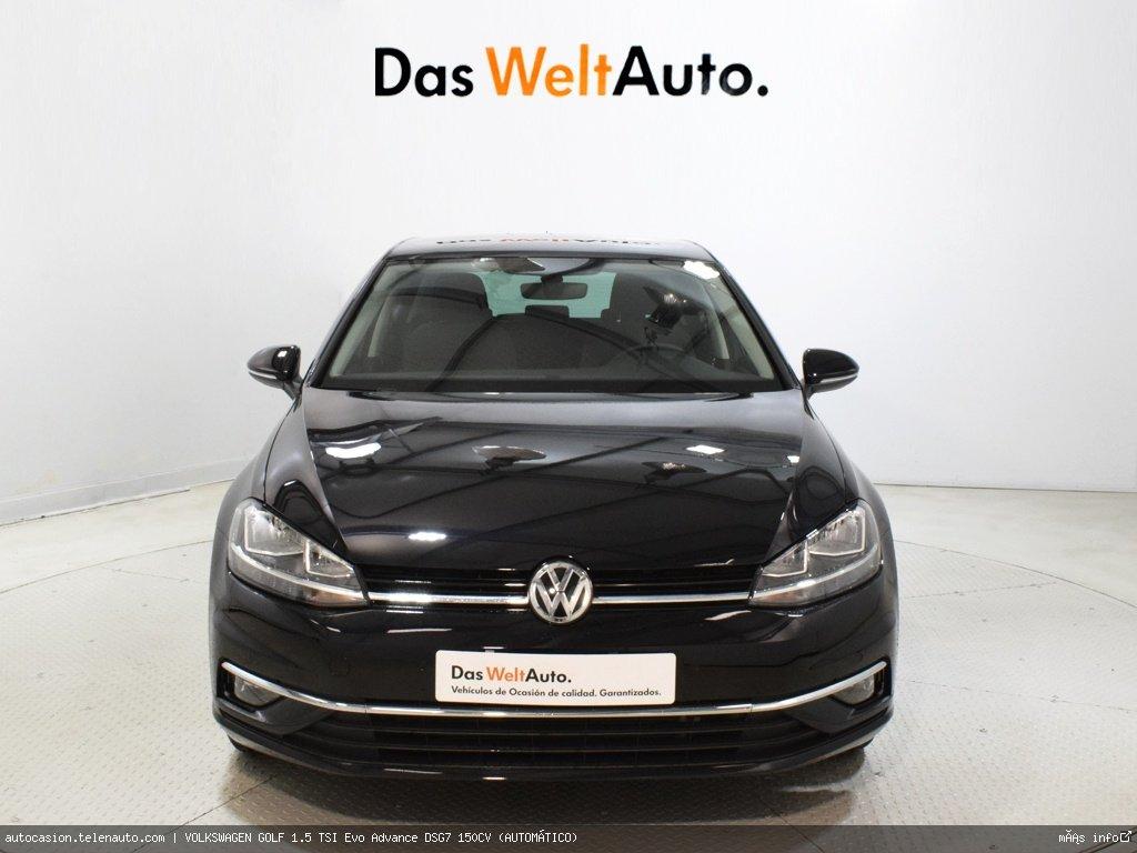 Volkswagen Golf 1.5 TSI Evo Advance DSG7 150CV (AUTOMÁTICO)  Gasolina kilometro 0 de segunda mano 2