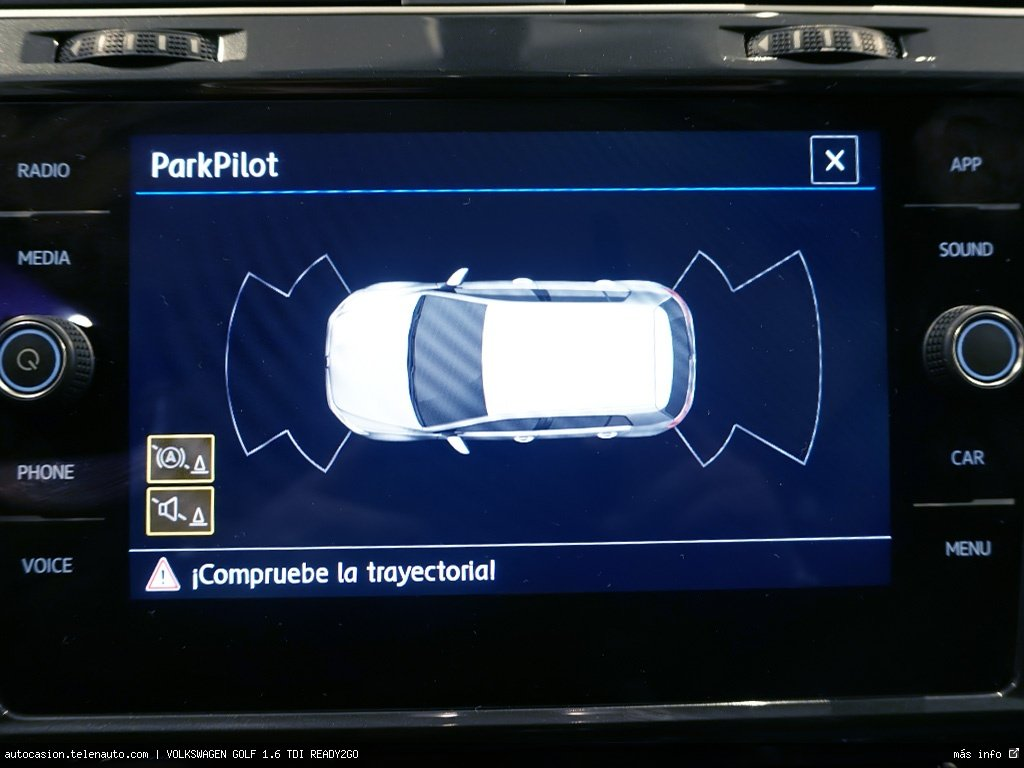 Volkswagen Golf 1.0 TSI 110CV Gasolina kilometro 0 de segunda mano 11
