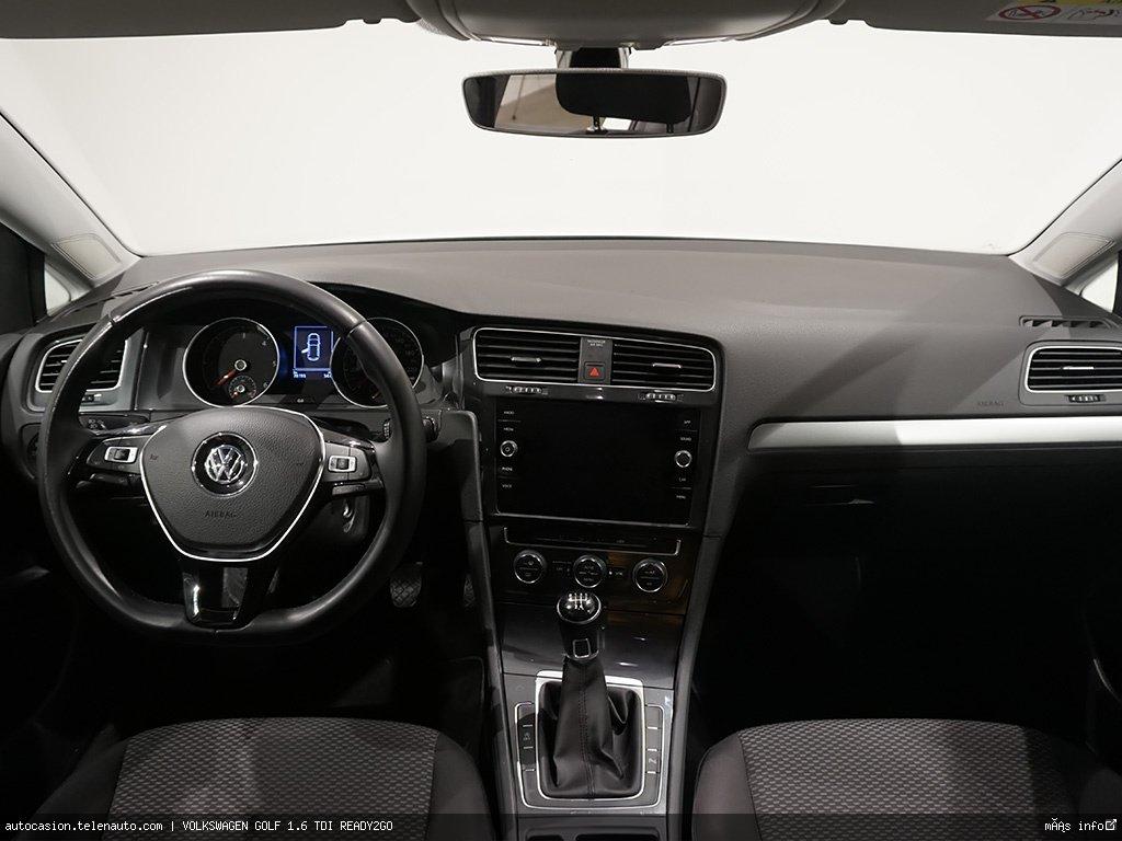 Volkswagen Golf 1.0 TSI 110CV Gasolina kilometro 0 de segunda mano 5