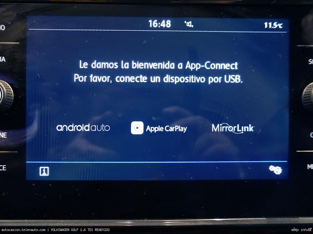 Volkswagen Golf 1.0 TSI 110CV Gasolina kilometro 0 de segunda mano 7