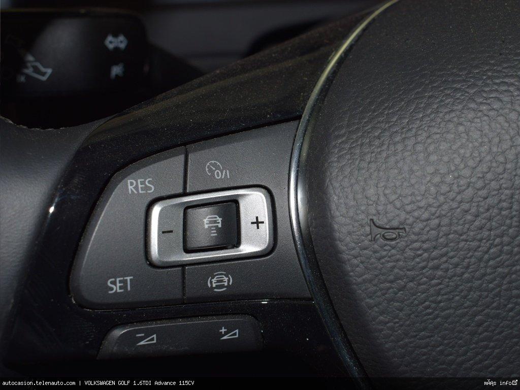 VOLKSWAGEN GOLF 1.5 TSI Evo BM Sport DSG7 130CV (AUTOMÁTICO) - Foto 8