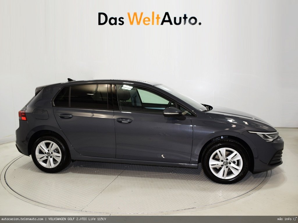 VOLKSWAGEN GOLF 1.9TDI HIGHLINE 115CV - Foto 1
