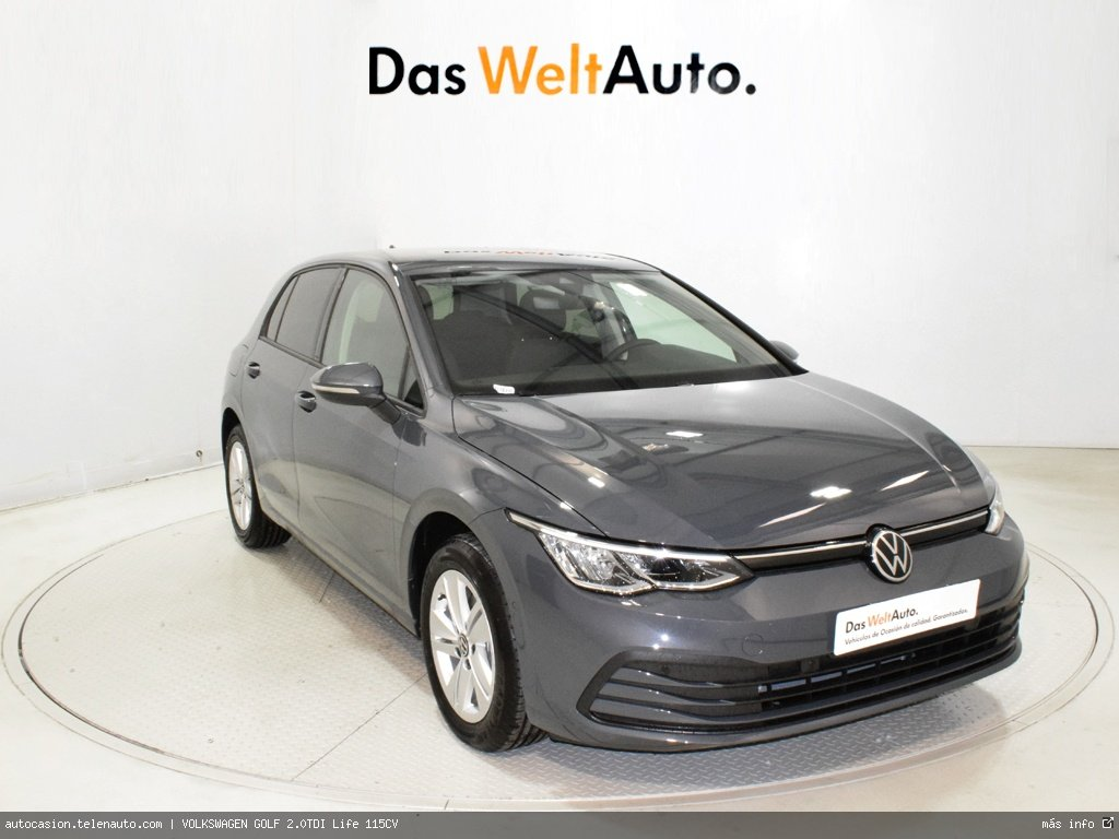 VOLKSWAGEN GOLF 1.9TDI HIGHLINE 115CV - Foto 0