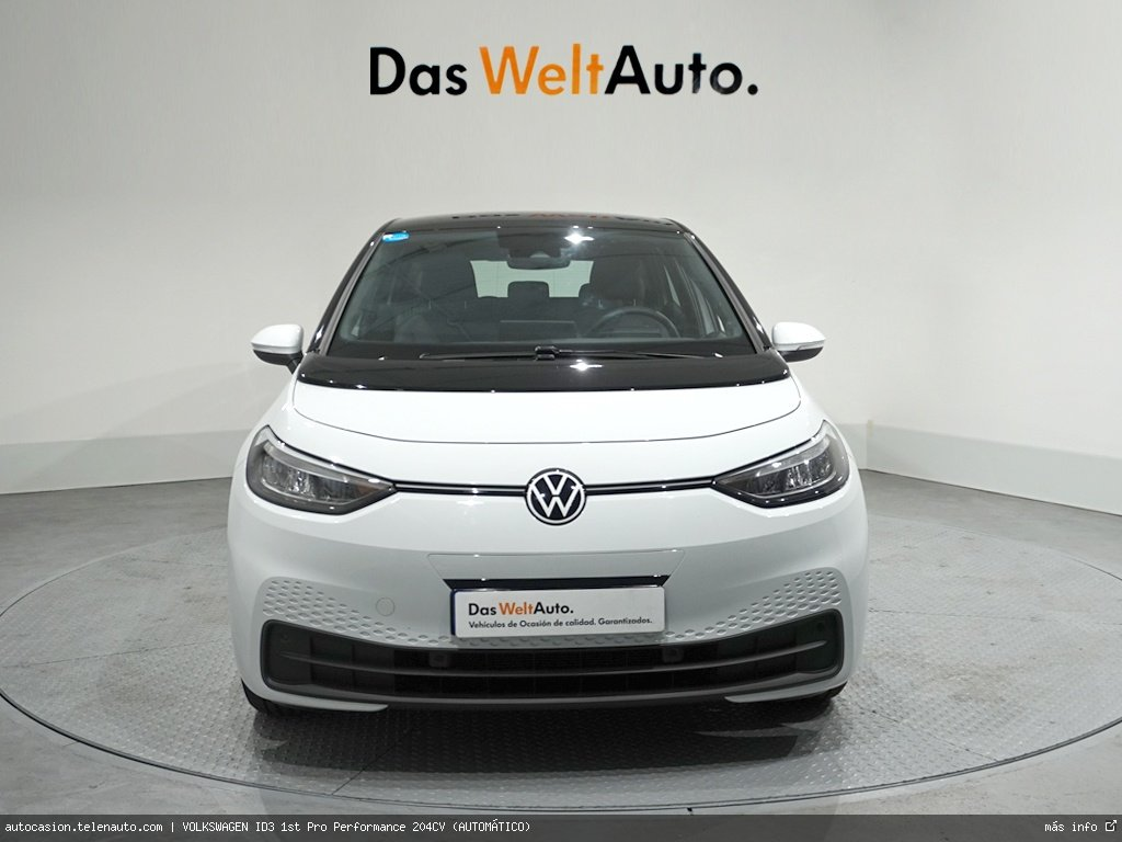 Volkswagen Id3 1st Plus 205CV (AUTOMÁTICO) Electrico kilometro 0 de ocasión 2