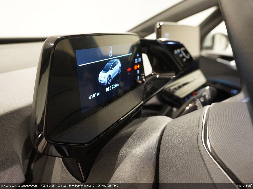 Volkswagen Id3 1st Plus 205CV (AUTOMÁTICO) Electrico kilometro 0 de ocasión 11