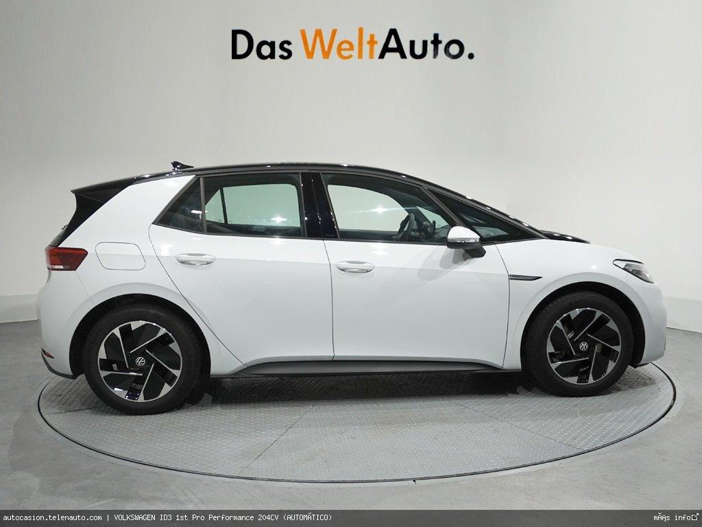 Volkswagen Id3 1st Plus 205CV (AUTOMÁTICO) Electrico kilometro 0 de ocasión 3