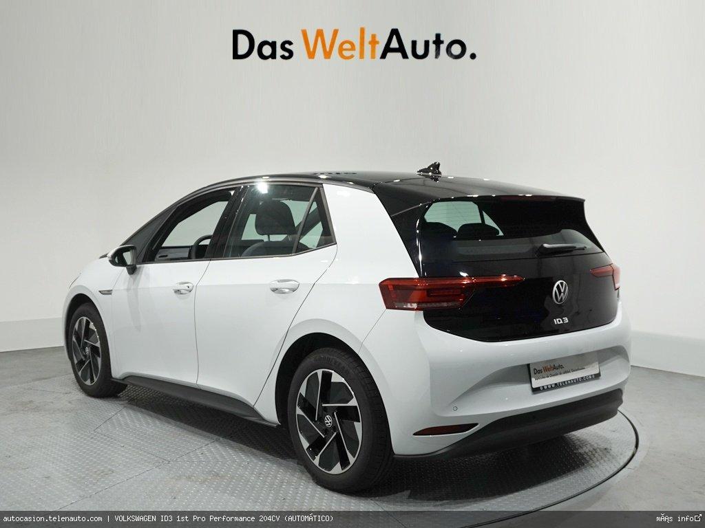 Volkswagen Id3 1st Plus 205CV (AUTOMÁTICO) Electrico kilometro 0 de ocasión 4