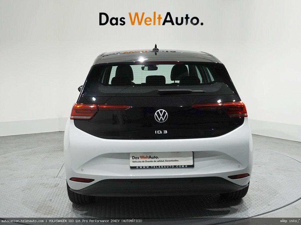 Volkswagen Id3 1st Plus 205CV (AUTOMÁTICO) Electrico kilometro 0 de ocasión 5