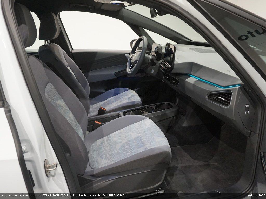 Volkswagen Id3 1st Plus 205CV (AUTOMÁTICO) Electrico kilometro 0 de ocasión 8