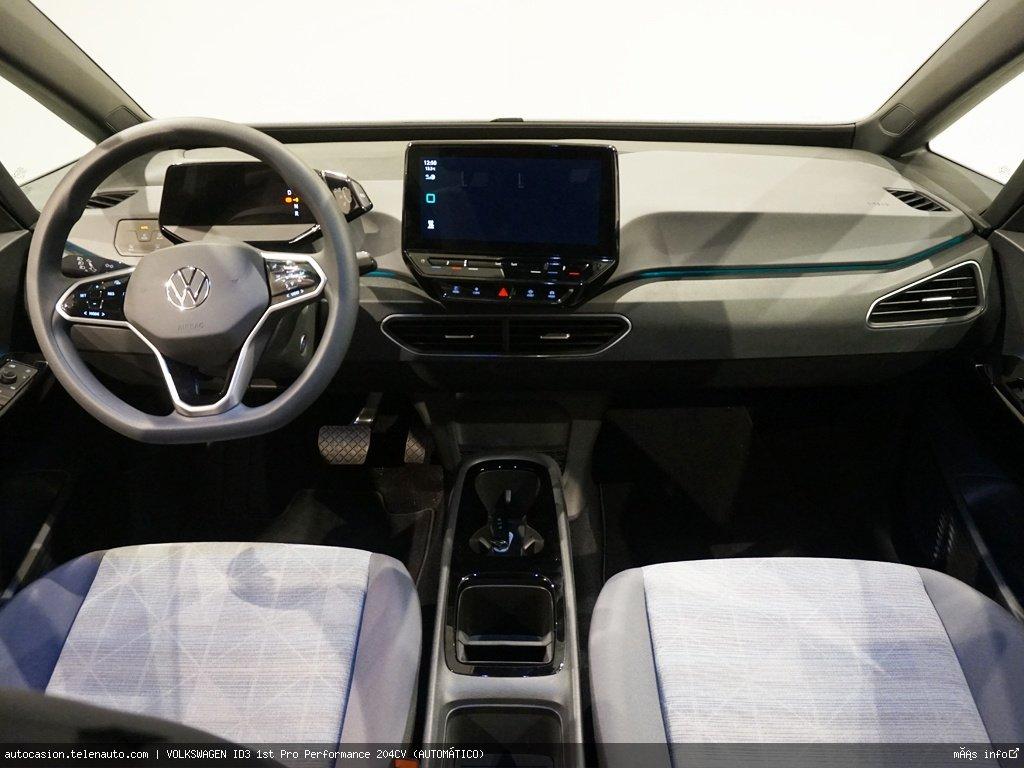 Volkswagen Id3 1st Plus 205CV (AUTOMÁTICO) Electrico kilometro 0 de ocasión 9