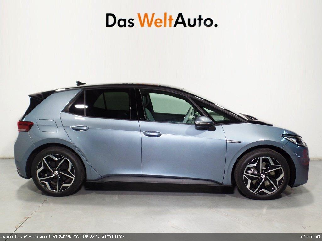 Volkswagen Id3 LIFE 204CV (AUTOMÁTICO) Electrico kilometro 0 de ocasión 2
