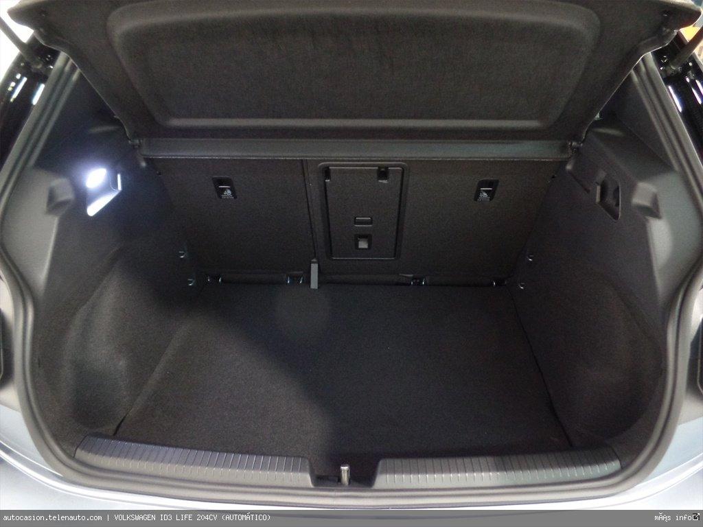 Volkswagen Id3 LIFE 204CV (AUTOMÁTICO) Electrico kilometro 0 de ocasión 10