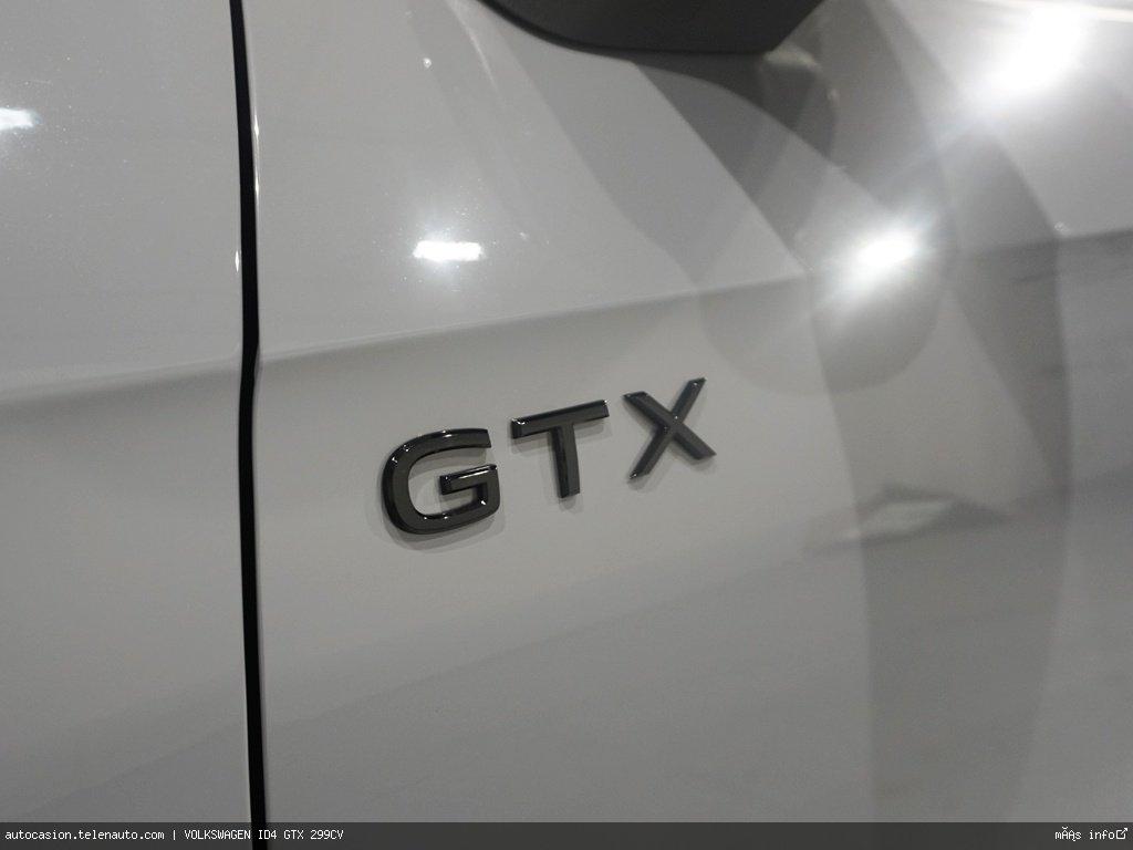 Volkswagen Id4 1st 204CV  Electrico kilometro 0 de ocasión 2