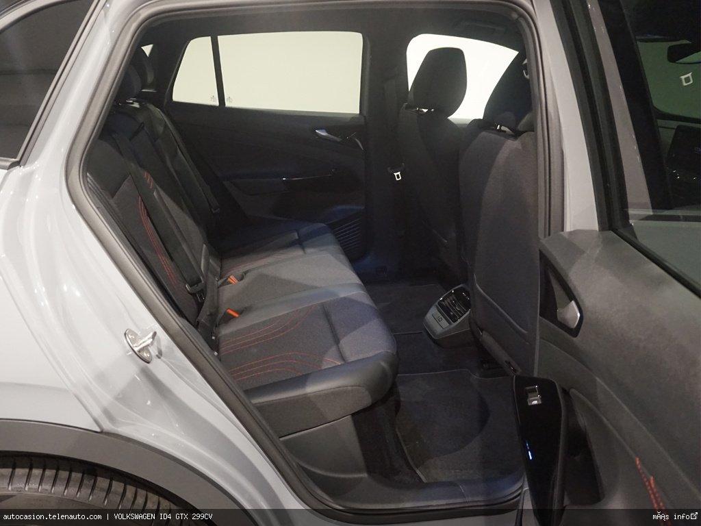 Volkswagen Id4 1st 204CV  Electrico kilometro 0 de ocasión 12