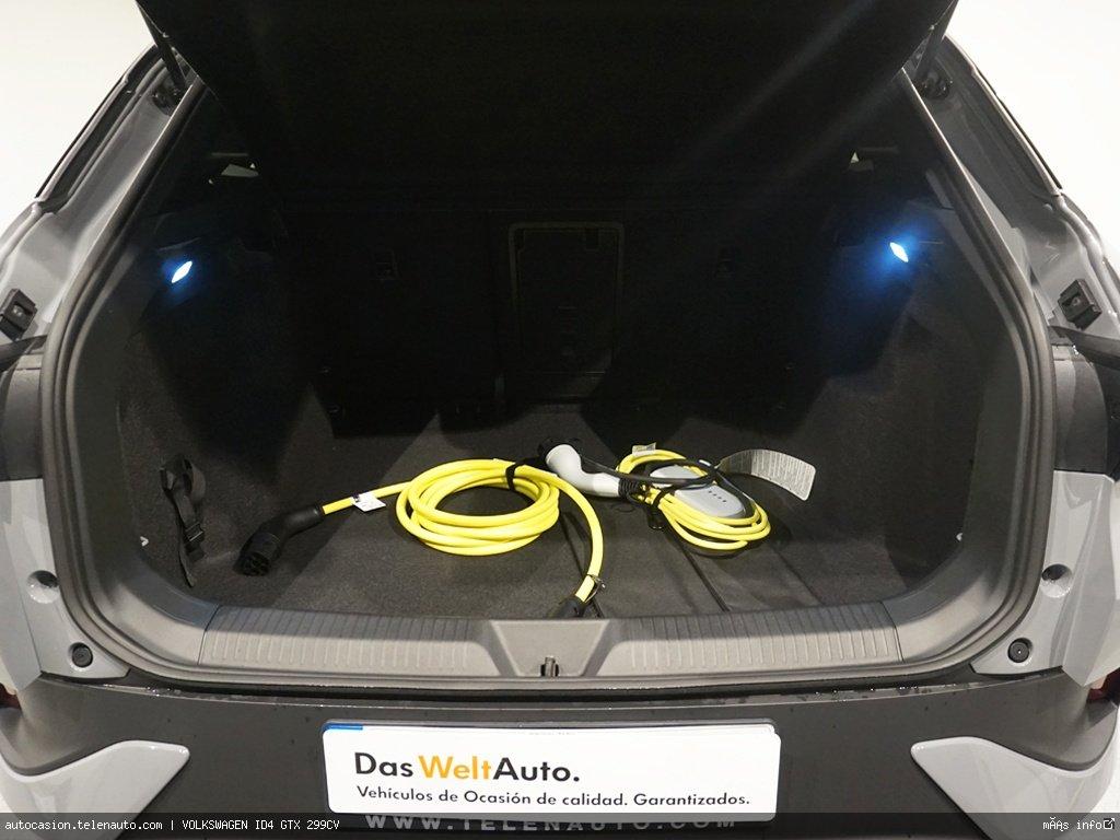 Volkswagen Id4 1st 204CV  Electrico kilometro 0 de ocasión 13