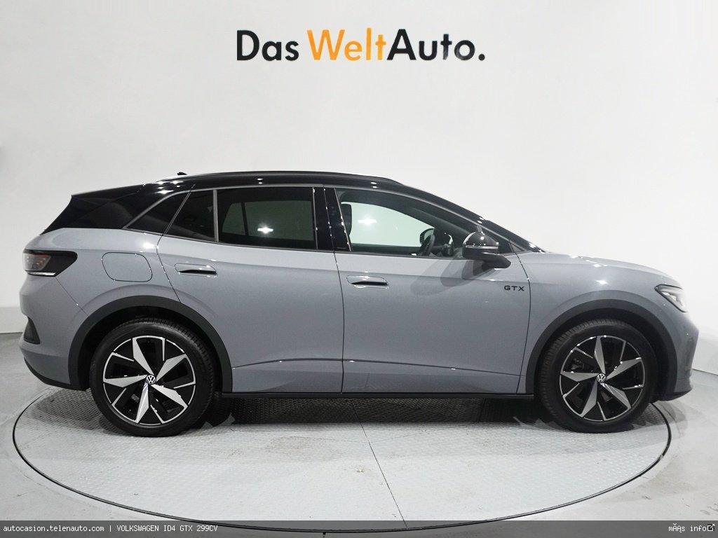 Volkswagen Id4 1st 204CV  Electrico kilometro 0 de ocasión 3