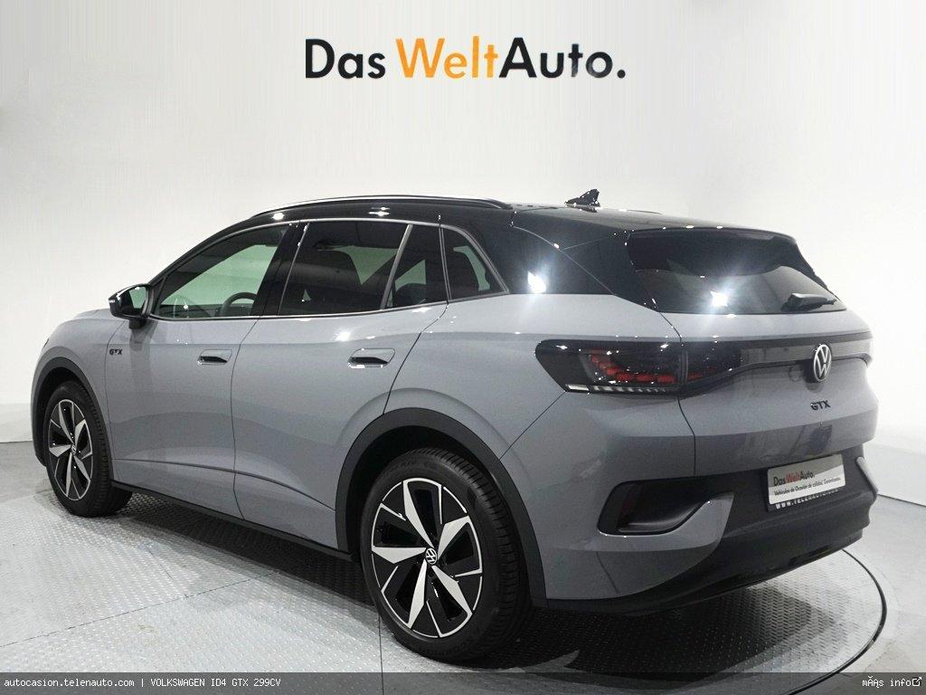Volkswagen Id4 1st 204CV  Electrico kilometro 0 de ocasión 4