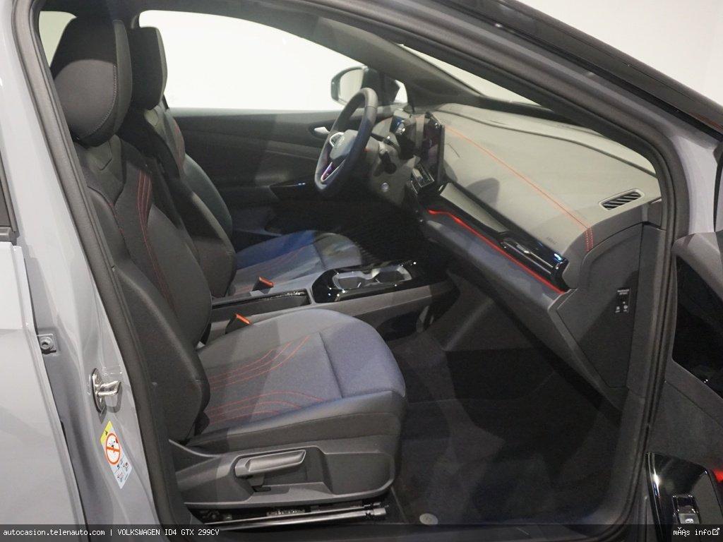 Volkswagen Id4 1st 204CV  Electrico kilometro 0 de ocasión 5